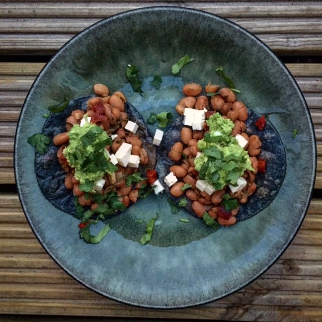 New Mexican Frijoles, the Land of Enchantment iscalling